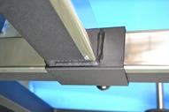 Tlaková lavice rovná detail 2