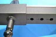 Tlaková lavice rovná detail 3
