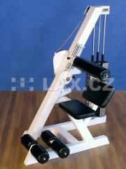 Posilovací stroj klasik břicho vrchní