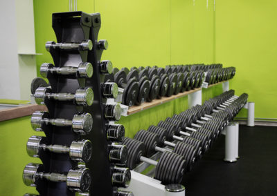Fitness Dynamic Liptovský Mikuláš 5
