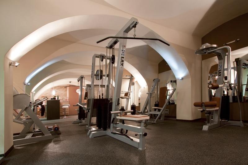 Ladies gym Brno b