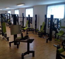 Fittness club relax Vsetín, Česká republika