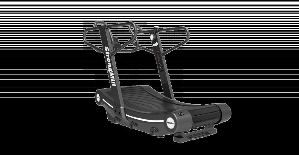 StrongMill – nemotorizovaný běžecký pás
