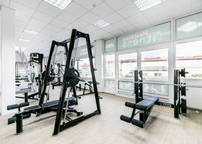 Firsstep fitness Praha 2