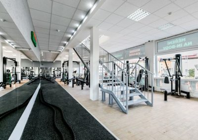 Firsstep fitness Praha 3