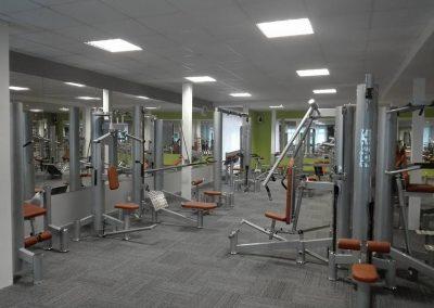 Fitness centrum Svitavy 1