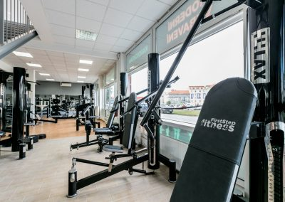 Firsstep fitness Praha, Česká republika